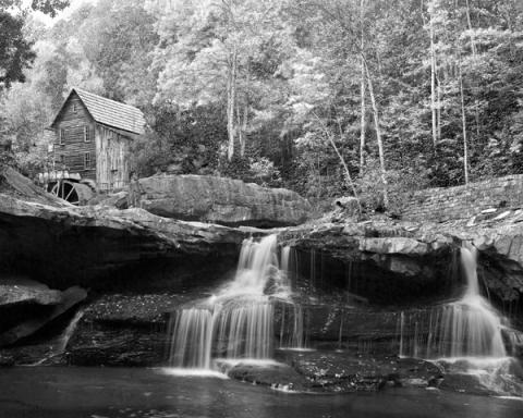 Two Falls at Babcock