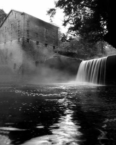 Mill From Below