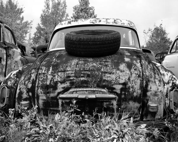 Vintage Junkyard