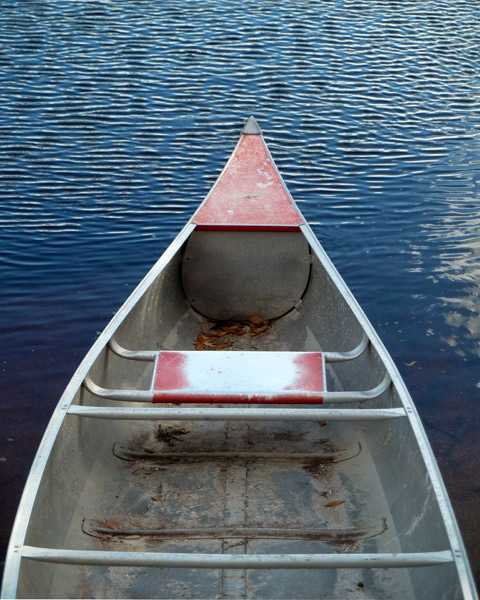 Ready for Canoe Trip