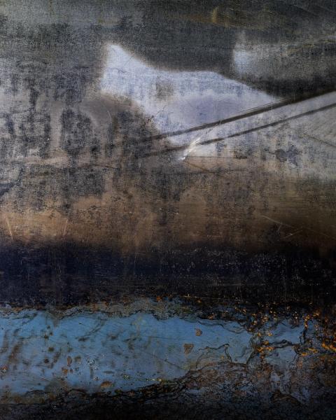 Blue Metal Lake