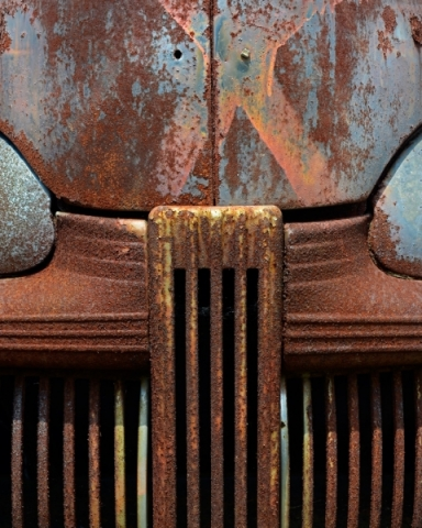 Rusted Grill