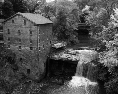 Lanterman Mill