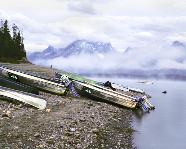 Lake Jackson and Tetons
