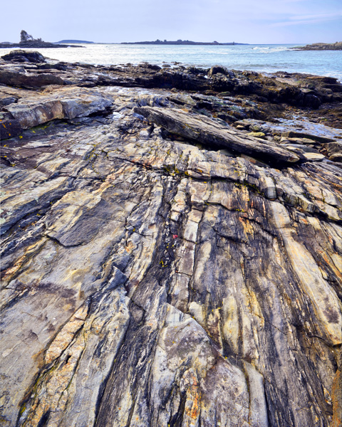 Striated Shoreline
