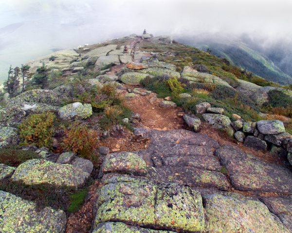Trail to Cairn